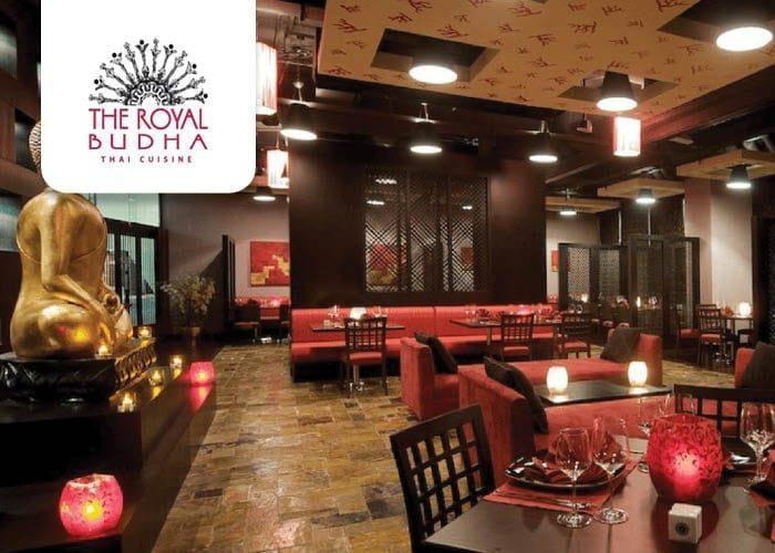 The Royal Budha Holiday Inn Dubai Al Barsha
