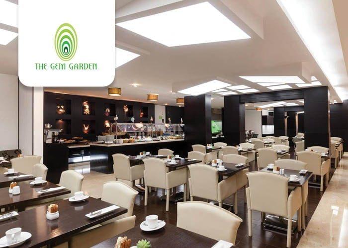 The Gem Garden Holiday Inn Dubai Al Barsha