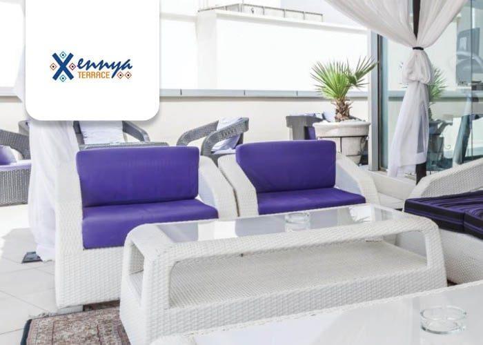Xennya Terrace Holiday Inn Dubai Al Barsha