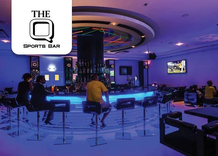 The Q Holiday Inn Dubai Al Barsha