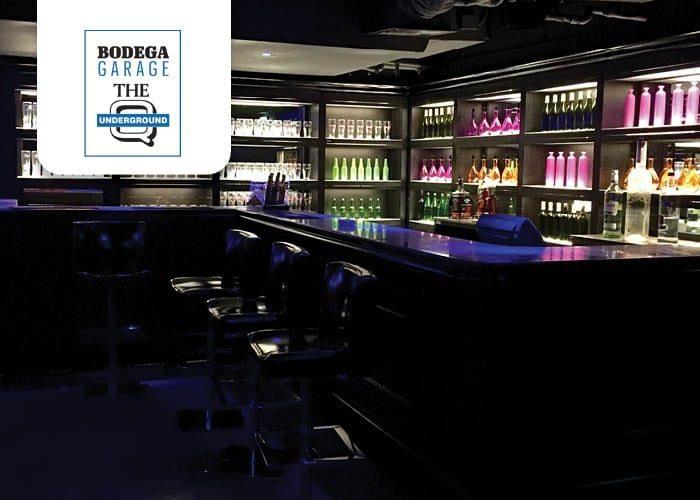 Bodega Garage&TheQUnderground Holiday Inn Dubai Al Barsha