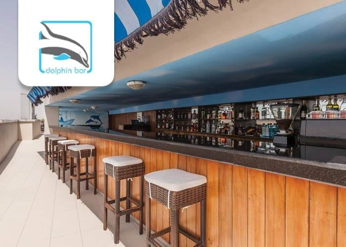 Dolphin Bar Holiday Inn Dubai Al Barsha