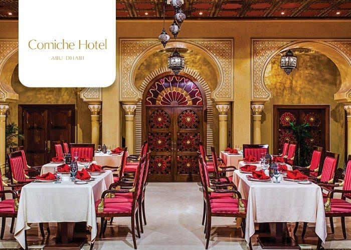 Marakesh Restaurant Corniche Hotel Abu Dhabi