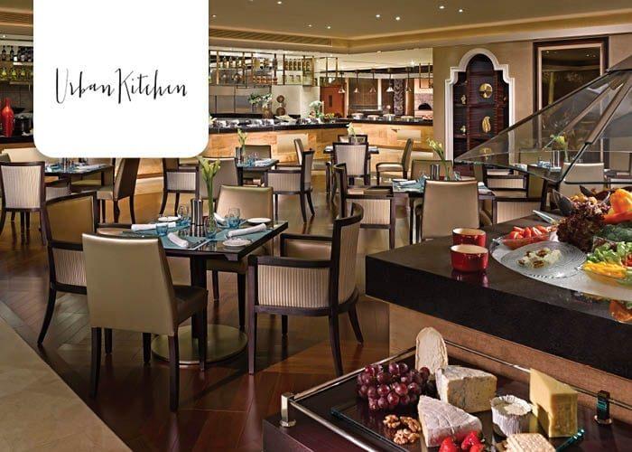The Urban Kitchen - Dusit Thani Abu Dhabi