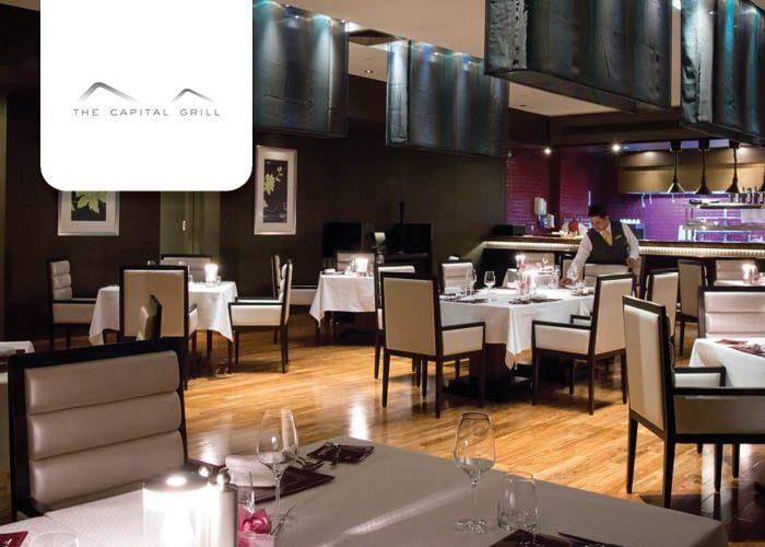 D's Capital Steakhouse - Dusit Thani Abu Dhabi