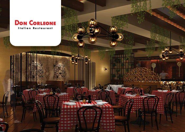 Don Corleone - Metropolitan Hotel Dubai