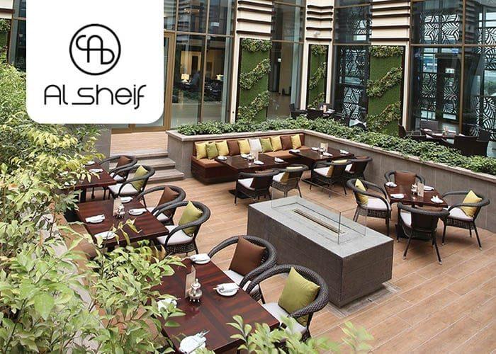 Al Sheif - Metropolitan Hotel Dubai