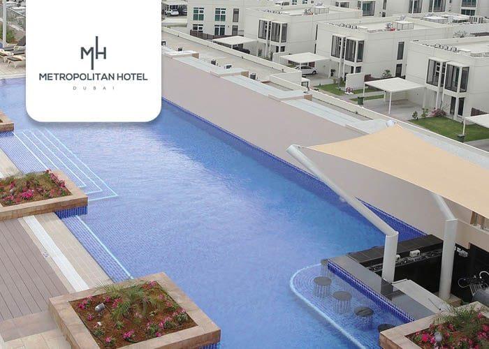 Tropicana - Metropolitan Hotel Dubai