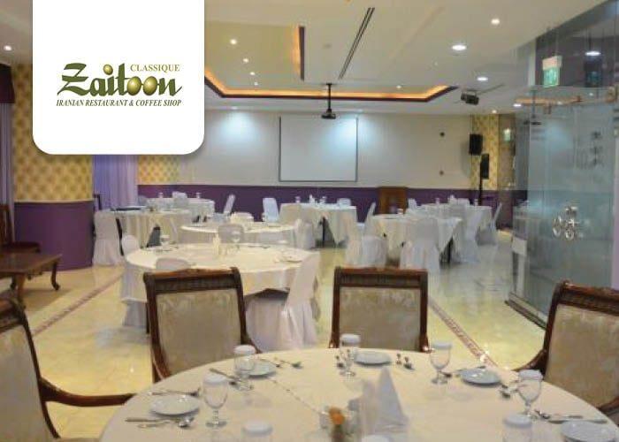 Zaitoon Classique Restaurant