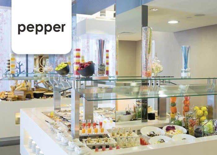 Pepper Restaurant - Novotel Al Bustan