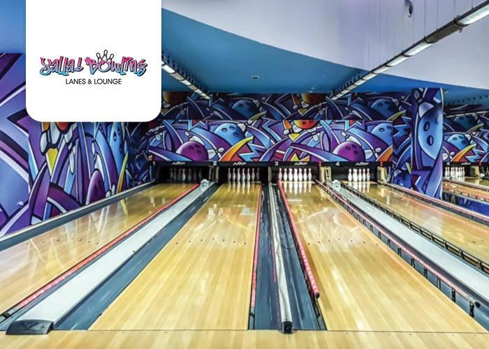 Yalla Bowling - The Playmania