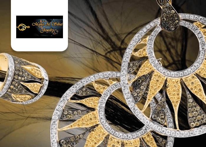 Maha Al Sibai Jewellery