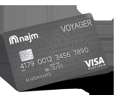 Voyager Platinum Card