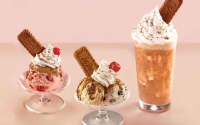 Get free ice cream at Baskin Robbins!