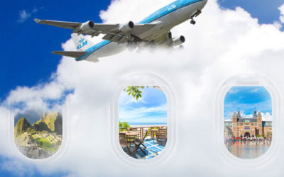 Celebrate KLM's 100th Birthday with Huge Discounts