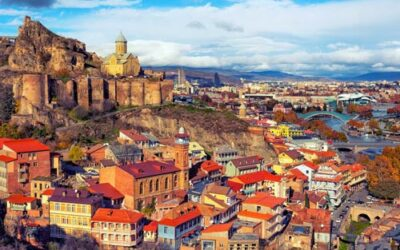 Discover Tbilisi with MMI Travel starting from just AED 820!