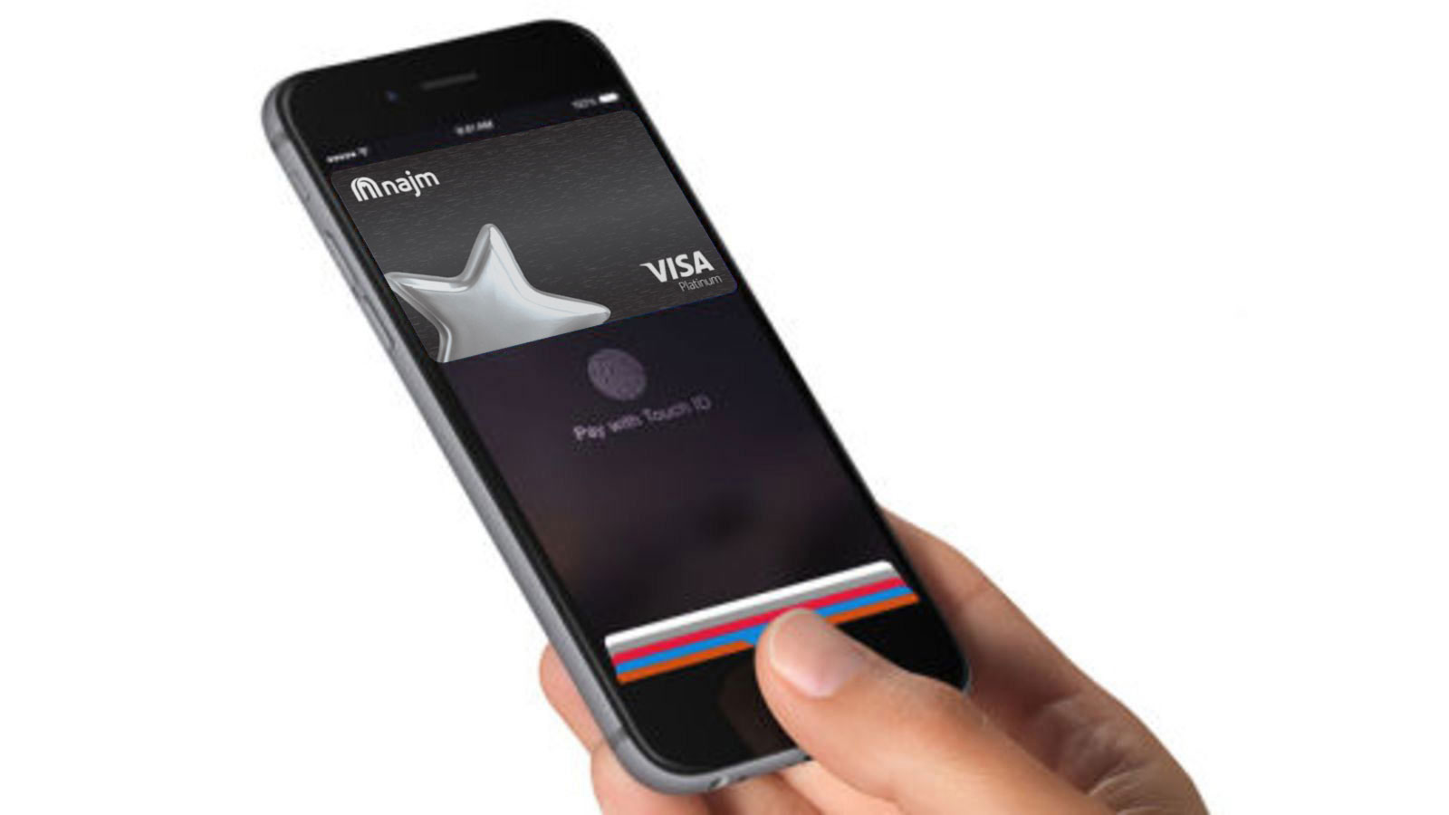Apple Pay Touch Id